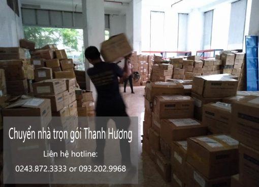 Dịch vụ chuyển nhà Thanh Hương tại đường Tứ Liên