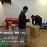 Dịch vụ chuyển nhà Thanh Hương tại phố Thi Sách
