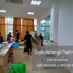 Dịch vụ chuyển nhà Thanh Hương tại xã thạch hòa