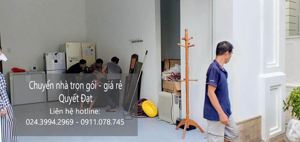 Dịch vụ chuyển nhà Thanh Hương tại đường hưng phúc