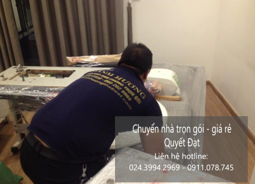 Dịch vụ chuyển nhà Thanh Hương tại đường nguyễn phan chánh