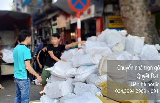 Dịch vụ chuyển nhà Thanh Hương tại đường Phú Viên