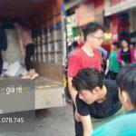 Dịch vụ chuyển nhà Thanh Hương tại phố Thạch Cầu