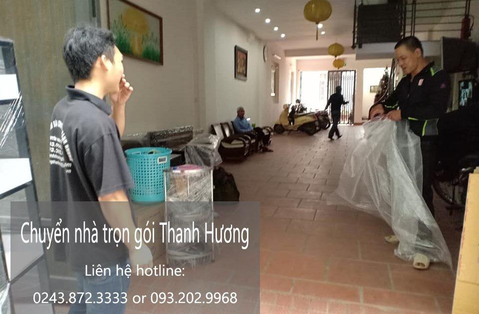 Dịch vụ chuyển nhà Thanh Hương tại đường gia thượng