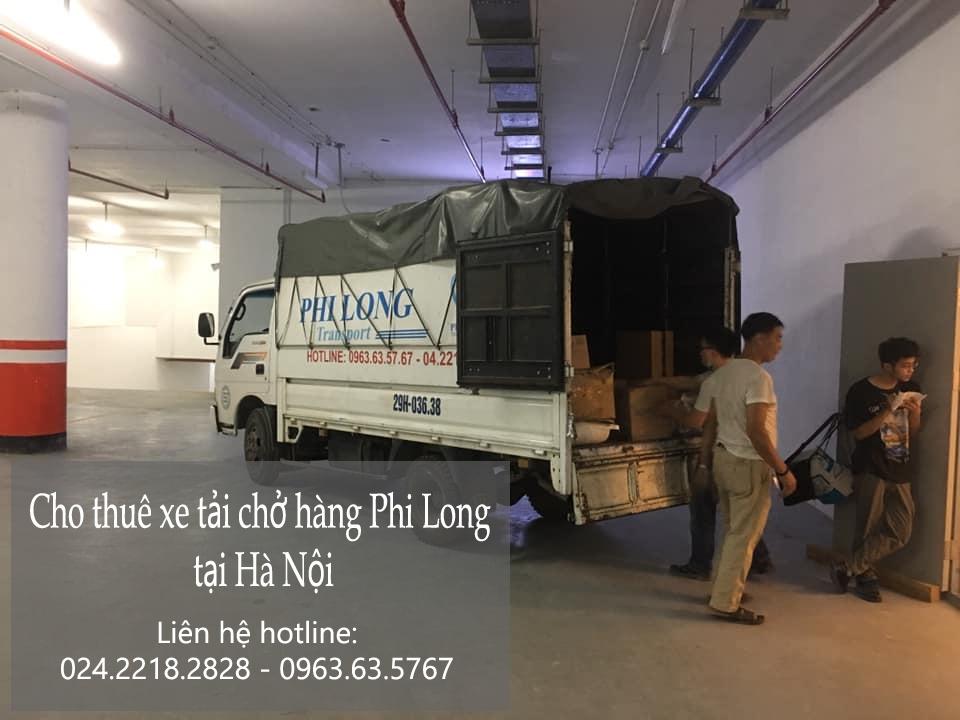 Dịch vụ chuyển nhà trọn gói tại đường Ngô Xuân Quảng