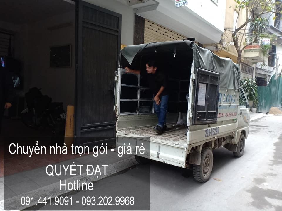 Dịch vụ chuyển nhà giá rẻ tại đường Lâm Hạ