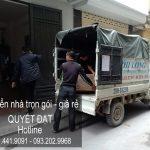 Dịch vụ chuyển nhà trọn gói tại đường Quan Hoa