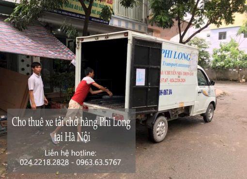Dịch vụ chuyển nhà Thanh Hương tại phố Mai Phúc
