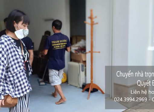 Dịch vụ chuyển nhà tại đường Mai Phúc