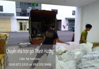 Thanh Hương taxi tải chuyển nhà trọn gói giá rẻ nhất tại quận Long Biên