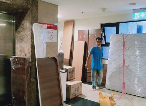 dịch vụ chuyển nhà hà nội tại Sun Grand City Lương Yên