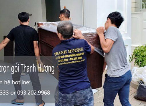 Dịch vụ chuyển nhà trọn gói Thanh Hương đi Bắc Ninh