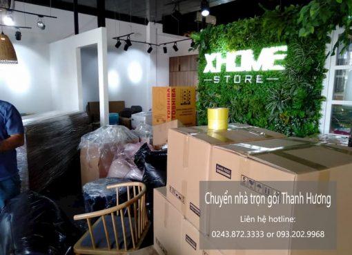 dịch vụ chuyển nhà trọn gói Thanh Hương tại Hà Nội