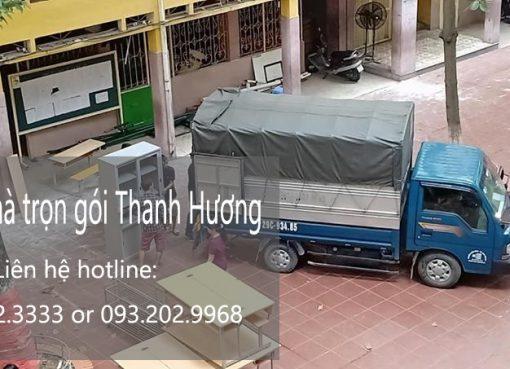 dịch vụ chuyển nhà trọn gói hà nội tại đường lý sơn
