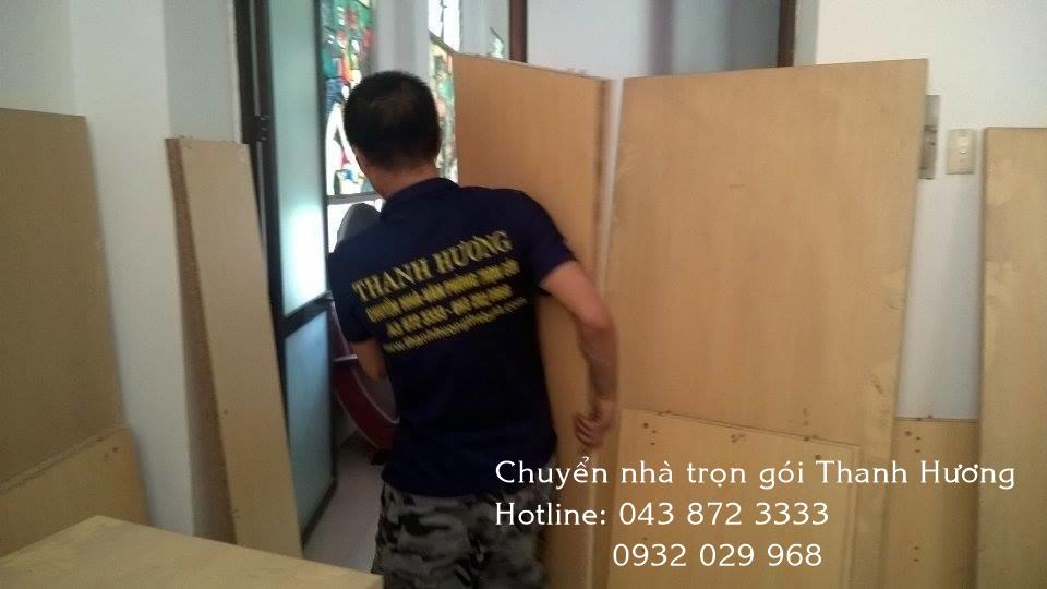 Chuyển nhà trọn gói hà nội thanh hương tại Phố Lâm Hạ