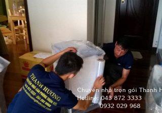 Dịch vụ chuyển nhà trọn gói hà nội tại đường Gia Thượng