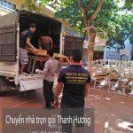 dịch vụ chuyển văn phòng trọn gói giá rẻ tại đường ngọc trì