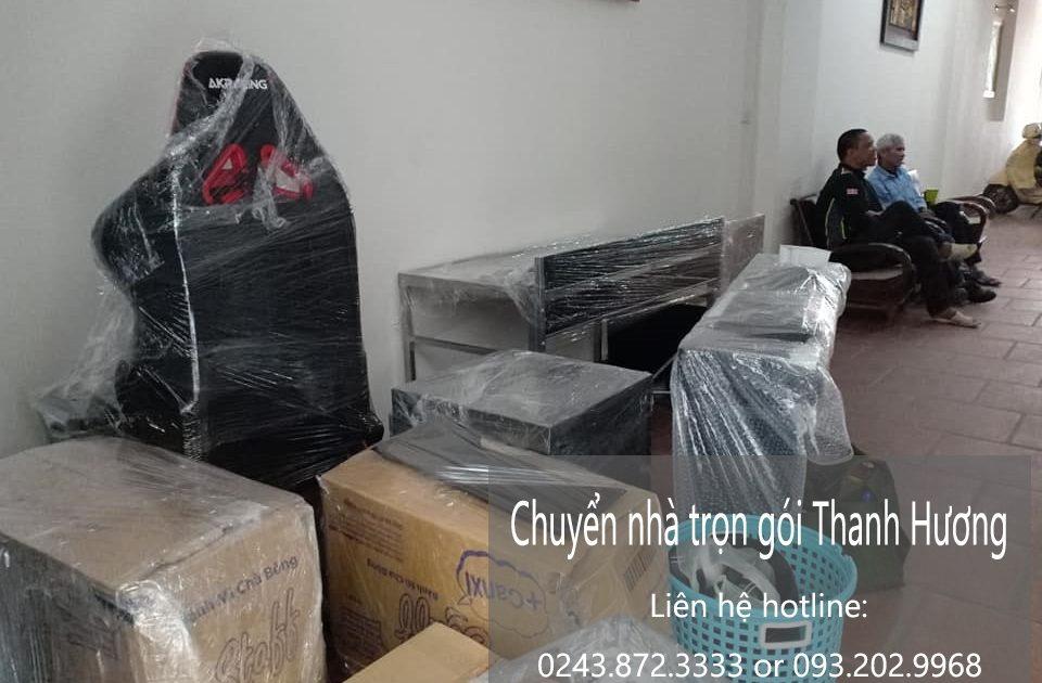 Chuyển nhà giá rẻ Thanh Hương tại Hà Nội