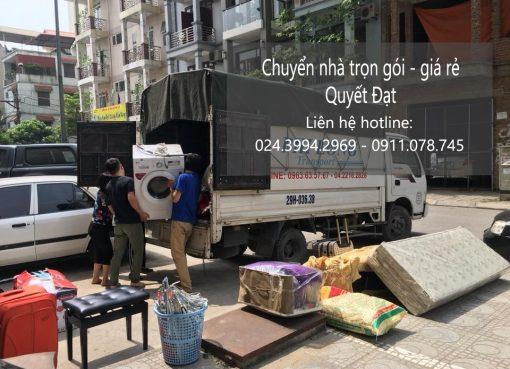 taxi tải hà nội chuyển nhà phố Hòe Nhai đi Hải Dương