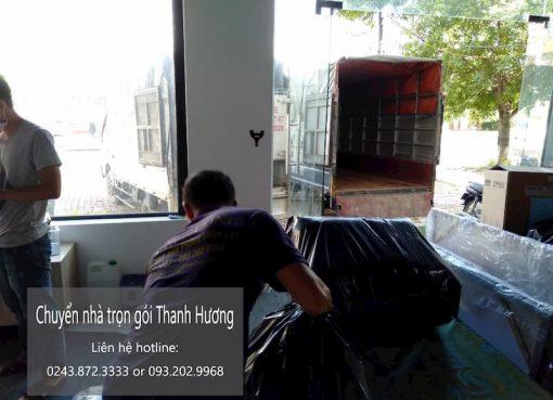 thuê xe 5 tạ chuyển nhà từ phố Đặng Tất đi Hải Dương