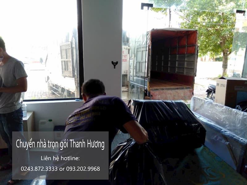 Chuyển nhà trọn gói hà nội phố Thành Công đi Hải Dương