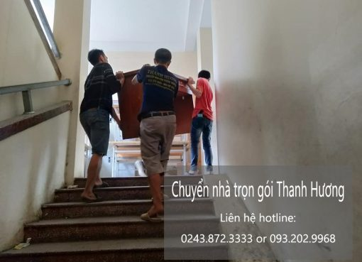 Công ty Thanh Hương hãng taxi tải chuyển nhà giá rẻ tại Hà Nội đi Hưng Yên.