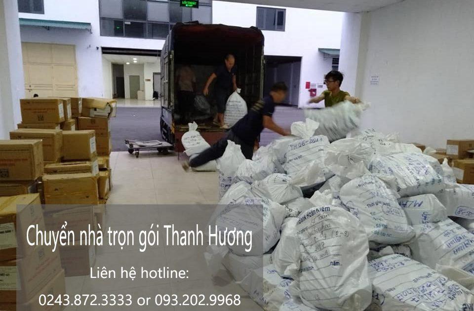 dịch vụ chuyển nhà hà nội từ phố Nam Tràng đi Hải Dương
