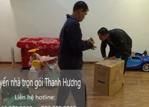 Dịch vụ chuyển nhà tại phố Linh Đàm đi Phú Thọ