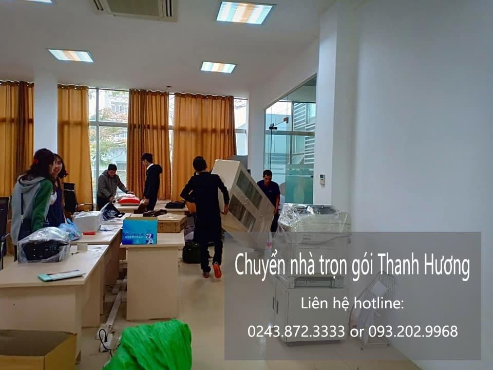 Dịch vụ chuyển văn phòng giá rẻ phố Thanh Bảo đi Nam Định