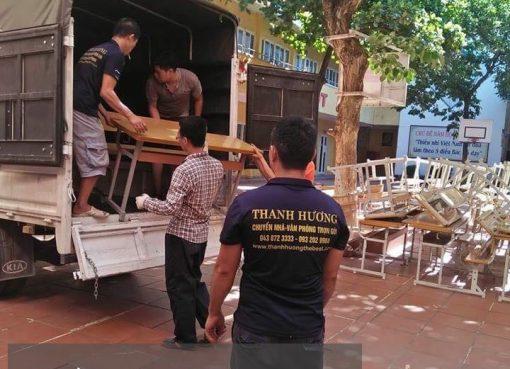 Dịch vụ chuyển nhà trọn gói phố Nam Tràng đi Quảng Ninh