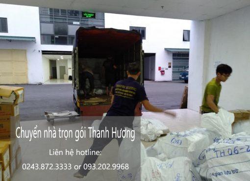 Chuyển nhà giá rẻ phố Lê Văn Linh đi Hòa Bình