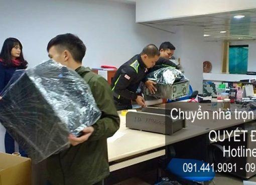 Chuyển nhà trọn gói tại đường Tân Tụy đi Hải Phòng
