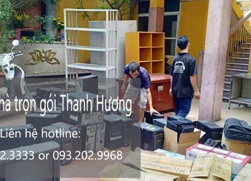 Chuyển nhà trọn gói tại đường Thượng Thanh đi Hà Nam