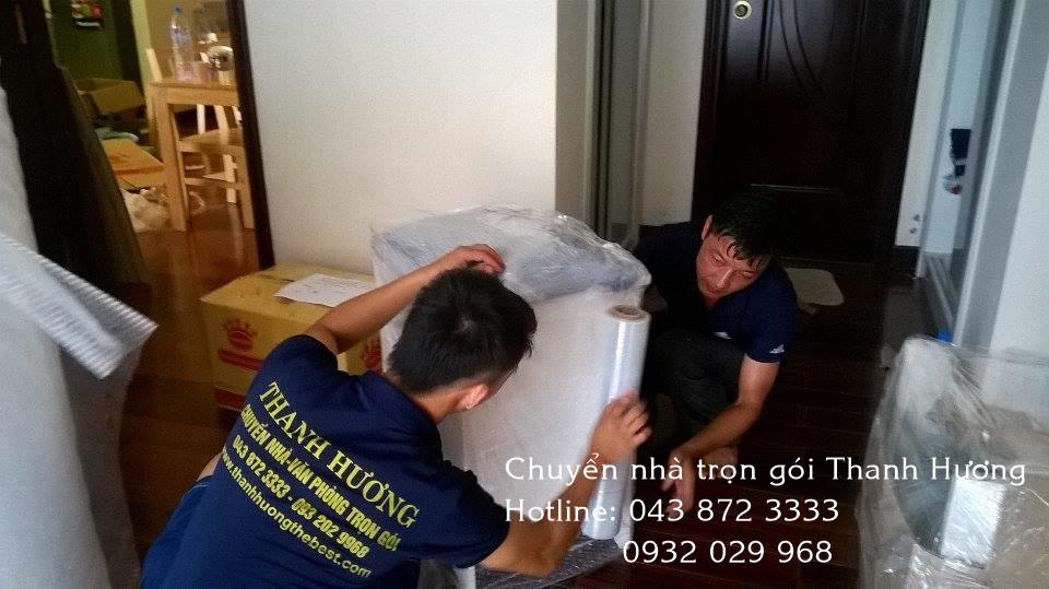 Dịch vụ chuyển nhà tại đường Lê Đức Thuận đi Hà Nam