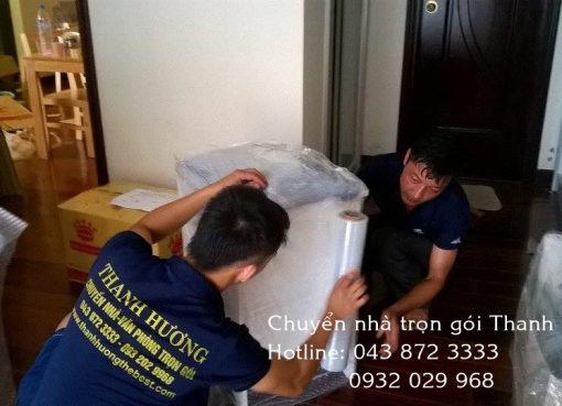 Dịch vụ chuyển nhà tại phố Mai Phúc đi Hà Nam